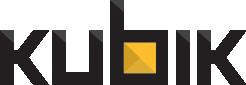 kubik logo light